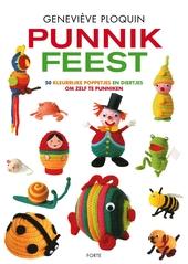 Punnikfeest : 50 kleurrijke poppetjes en diertjes om zelf te punniken
