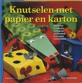 Knutselen met papier en karton