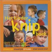 Het kinderknipboek : stekeltjes, staartjes, styling : stap voor stap