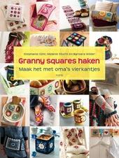 Granny squares haken : maak het met oma's vierkantjes