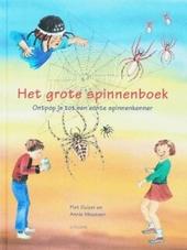 Het grote spinnenboek : ontpop je tot een echte spinnenkenner