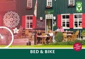 Bed & bike-routes : 10 meerdaagse fietsroutes, 114 bijzondere logies