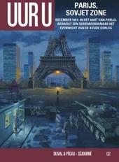 Parijs, Russische sector : december 1951 : midden in Parijs bedreigt een seriemoordenaar het evenwicht in de Koude ...