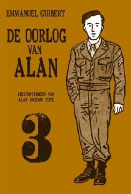 De oorlog van Alan : herinneringen van Alan Ingram Cope. 3