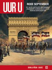 Rode September : 1917 : na de capitulatie van Frankrijk organiseert Clemenceau de strijd tegen de Duitse bezetter