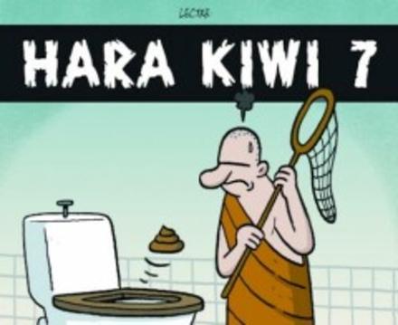 Hara Kiwi. 7