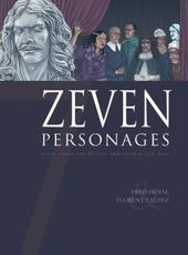 Zeven personages : zeven beroemde figuren van Molière die zijn dood onderzoeken