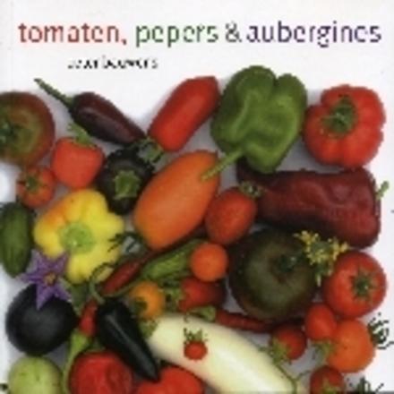 Tomaten, pepers en aubergines