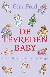 De tevreden baby : hoe je baby 's nachts doorslaapt
