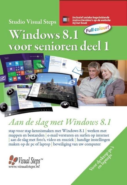 Windows 8 voor senioren. 1, Aan de slag met Windows 8