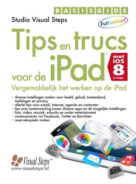 Basisgids tips en trucs voor de iPad met iOS 8
