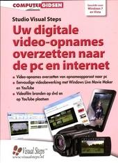 Uw digitale video-opnames overzetten naar de pc en internet