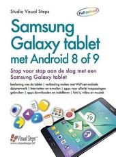 Samsung Galaxy tablet met Android 8 : aan de slag met een Samsung Galaxy tablet met Android Oreo