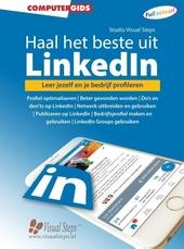 Spring eruit met LinkedIn