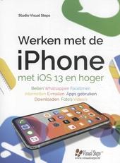 Werken met de iPhone met iOS 13 en hoger