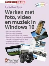 Werken met foto, video en muziek in Windows 10