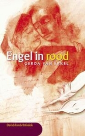 Engel in rood