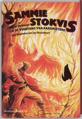 Sammie Stokvis en de vuurtong van Karangetang