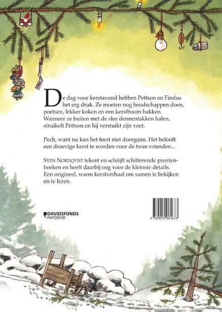 Pettson viert Kerstmis