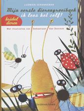 Mijn eerste dierengroeiboek : ik lees het zelf! : kriebeldieren