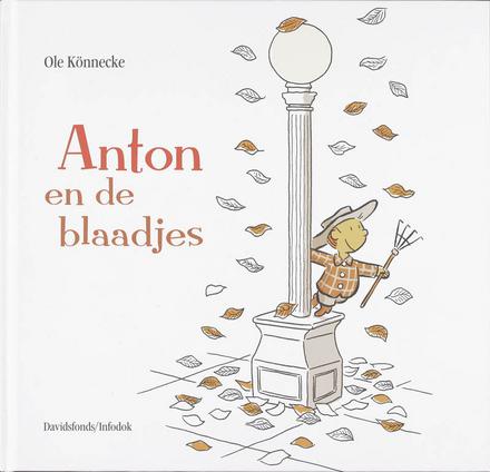 Anton en de blaadjes