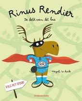 Rinus rendier : de held van het bos