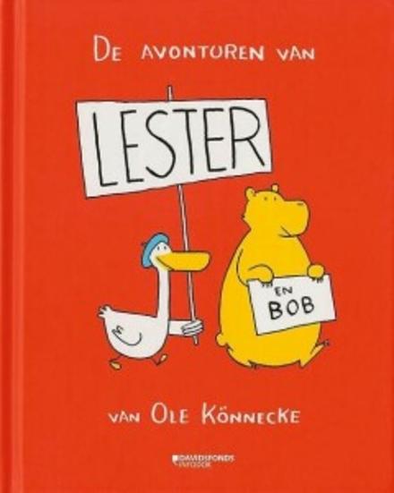 De avonturen van Lester en Bob