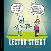 Lectrr steekt : het jaar in cartoons