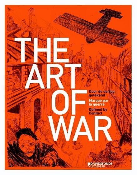 The art of war : door de oorlog getekend