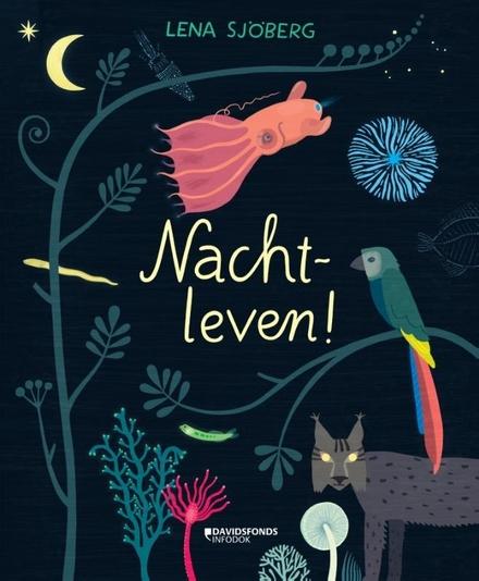 Nachtleven! / tekst en illustraties Lena Sjöberg