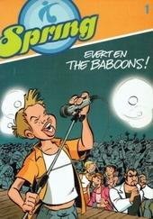 Evert en The Baboons!