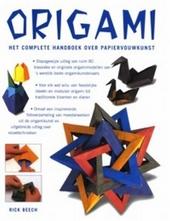 Origami : het complete handboek over papiervouwkunst