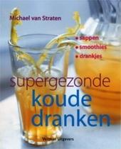 Supergezonde koude dranken