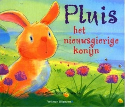 Pluis : het nieuwsgierige konijn