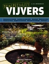 Vijvers : praktische gids voor het ontwerpen, bouwen, vernieuwen en onderhouden van vijvers en waterpartijen