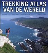 Trekking atlas van de wereld