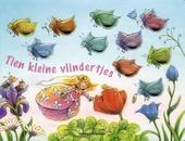 Tien kleine vlindertjes
