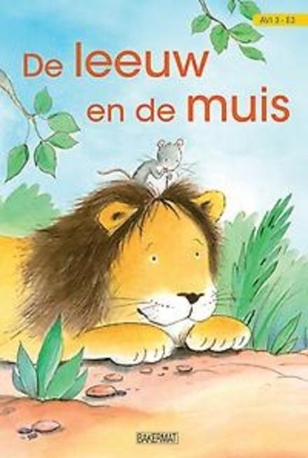 De leeuw en de muis : naar een verhaal van Aesopus