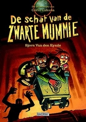 De schat van de zwarte mummie