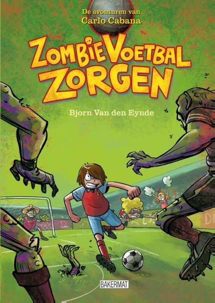 Zombie voetbal zorgen