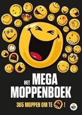 Het mega moppenboek : 365 moppen om te :) !