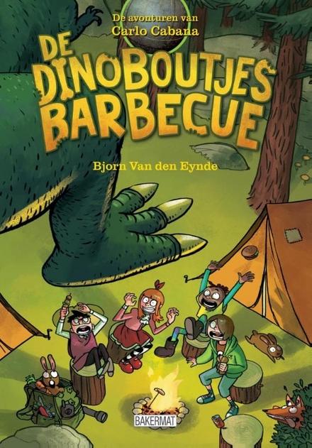 De dinoboutjes barbecue