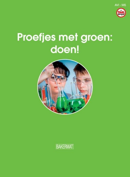 Proefjes met groen: doen!