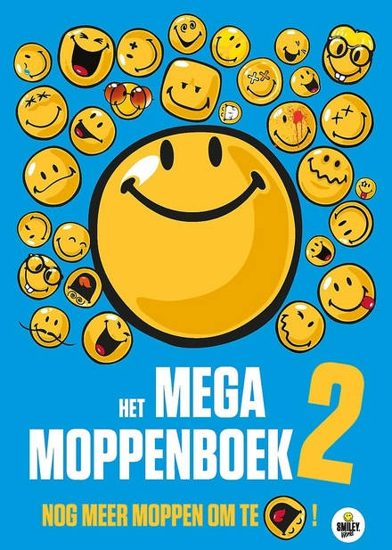 Het mega moppenboek. 2, nog meer moppen om te :) !