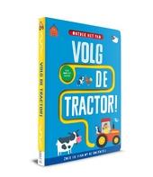 Volg de tractor : zoek en vind op de boerderij