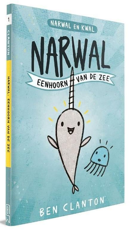 Narwal : de eenhoorn van de zee