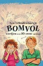 Een vriendenboekje bomvol weetjes over 20 ABIMO-auteurs