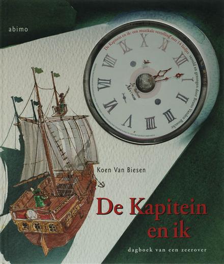 De kapitein & ik : dagboek van een zeerover