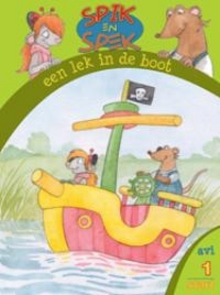 Een lek in de boot