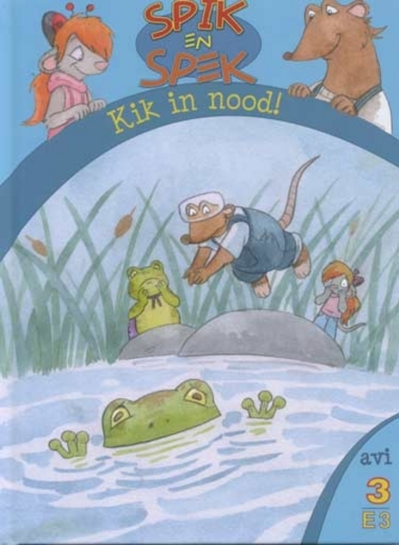 Kik in nood!